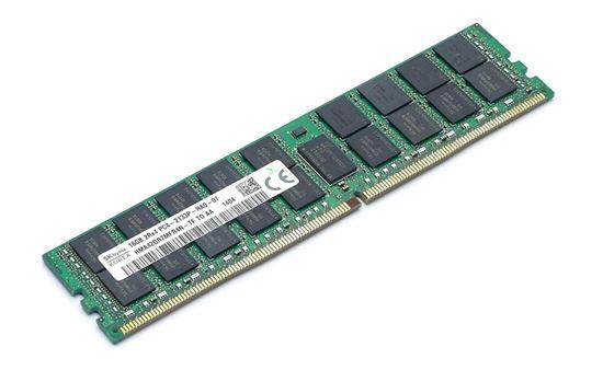 Picture of MEMÓRIA LENOVO  32GB DDR4 2666 MHZ RDIMM P/ SR530 SR550 SR630 SR650 - 7X77A01304