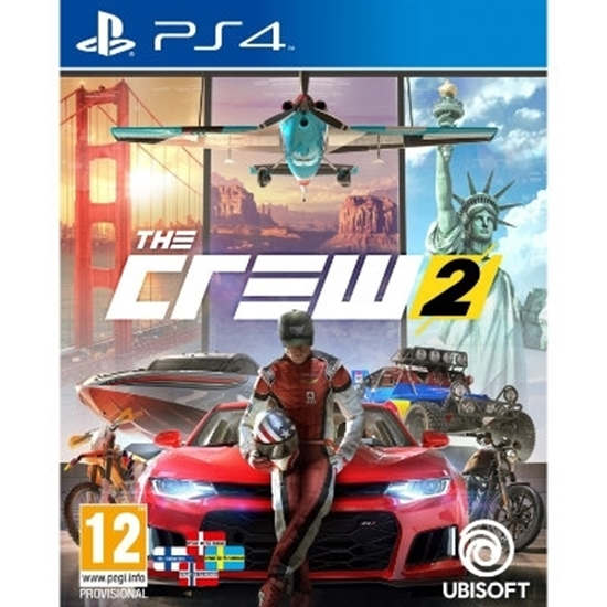 Picture of THE CREW 2 ED. LIM PS4 BR