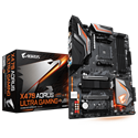 Imagem de MOTHERBOARD P/AM4, CHIPSET AMD, 64GB, DDR4, 3PCI-E X16, 1 HDMI, USB, ATX - X470 AORUS ULTRA GAMING