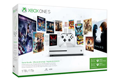 Picture of XBOX ONE S 1TB 3 MESES DE LIVE GOLD + 3 MESES DE GAMEPASS