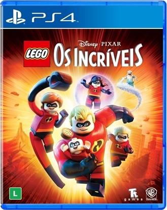 Imagem de LEGO OS INCRIVEIS PS4