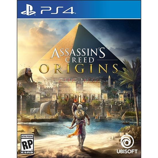 Picture of ASSASSINS CREED ORIGINS BRAZIL PS4