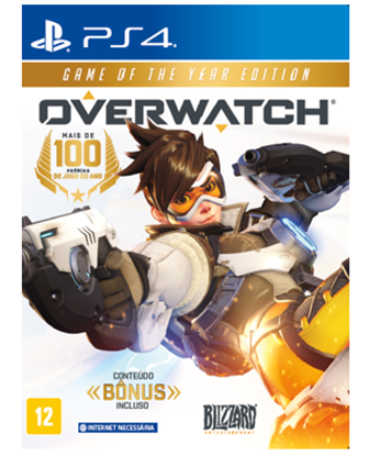 Imagem de OVERWATCH GAME OF THE YEAR PS4