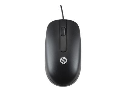 Imagem de 1AZ76AV     MOUSE HP USB 1000DPI LASER WRD