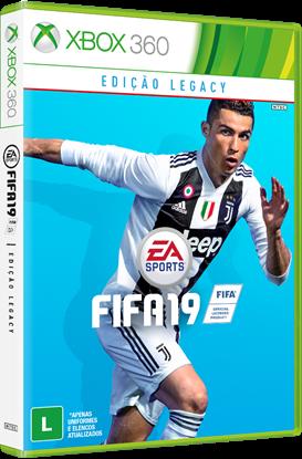 Imagem de FIFA 19 X360 BR