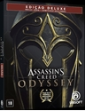 Imagem de ASSASSINS CREED ODYSSEY PS4 STEELBOOK