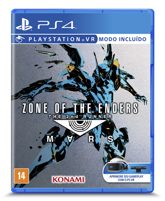 Imagem de ZONE OF THE ENDERS: THE 2ND RUNNER MARS VR PS4