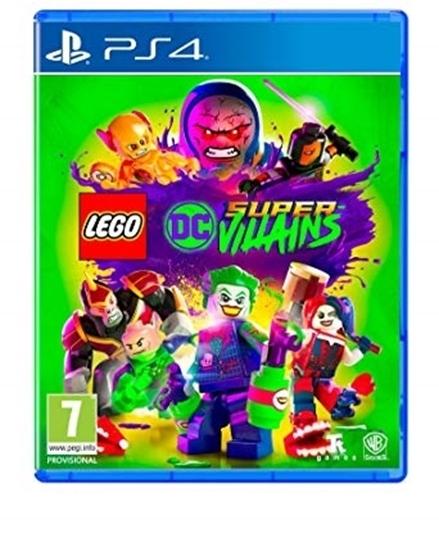 Picture of LEGO DC SUPER VILLAINS PS4