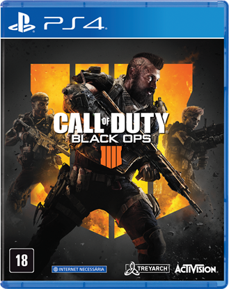 Imagem de CALL OF DUTY BLACK OPS 4