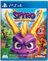 Picture of SPYRO REIGNITED TRILOGY PS4