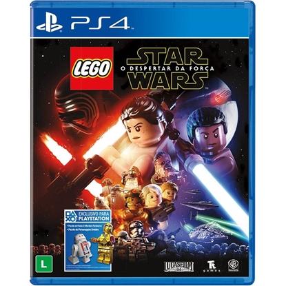 Imagem de LEGO STAR WARS - O DESPERTAR - PS4