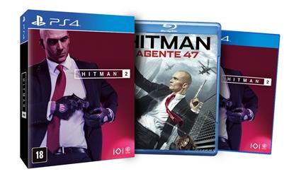 Imagem de HITMAN 2 ED. LIMITADA PS4
