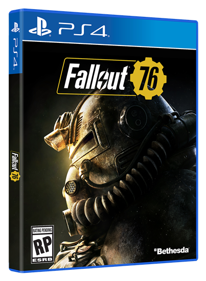 Picture of FALLOUT 76 - PS4