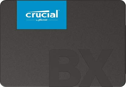 Imagem de SSD CRUCIAL BX500 480 GB 3D NAND SATA 2,5 INCH - MICRON