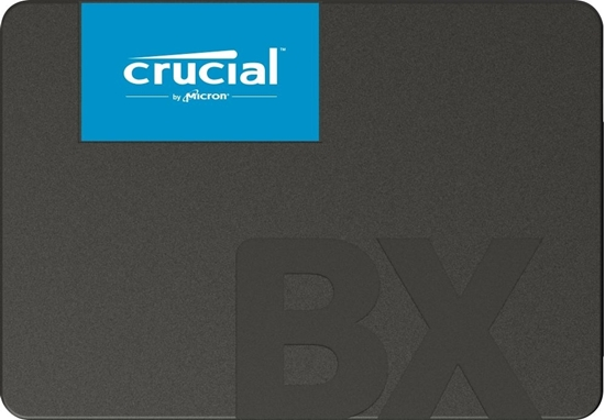 Picture of SSD CRUCIAL BX500 480 GB 3D NAND SATA 2,5 INCH - MICRON