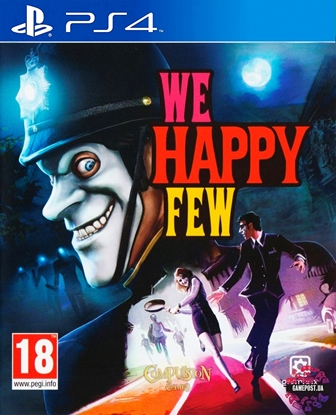 Imagem de WE HAPPY FEW - PS4
