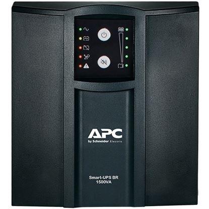 Imagem de APC Nobreak inteligente Smart-UPS BR 1500VA Bivolt - SMC1500XLBI-BR