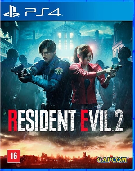 Picture of RESIDENT EVIL 2 PS4 BR