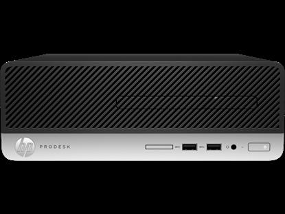 Imagem de COMPUTADOR HP PRODESK 400 G5 SFF I5 8500- 8GB DDR4 2666MHZ - HD 500GB WIN 10 PRO - 1 ANO ON SITE