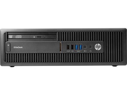 Imagem de COMPUTADOR HP ELITEDESK 705 G3 SFF AMD PRO 1700 RYZEN 7 - 8GB DDR4 2400MHZ - HD 1TB - WIN 10 PRO