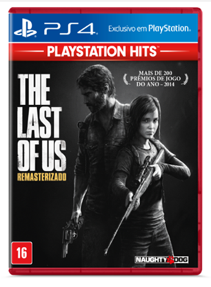 Imagem de THE LAST OF US REMASTERIZADO HITS PS4