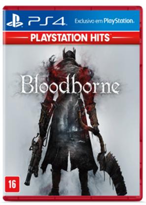 Imagem de BLOODBORNE HITS PS4