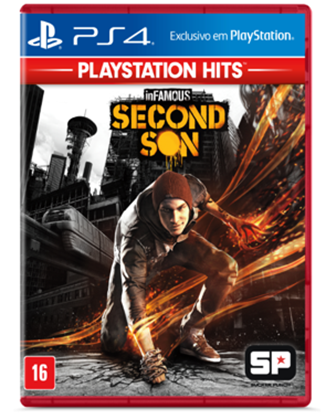 Imagem de INFAMOUS SECOND SON HITS PS4