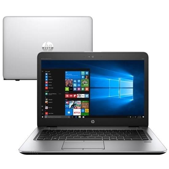 "Picture of NOTEBOOK HP ELITEBOOK 840 G3 I5 6200U - 8GB DDR4 2133MHZ - HD SSD 256 GB - TELA 14"" - WIN 10 PRO - 3 ANOS BALCAO"