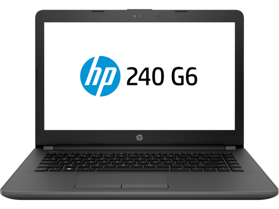 "Picture of NOTEBOOK HP 240 G6 - I3 7020U - 4GB - DDR4 2133MHZ - HD 500 GB - TELA 14"" - WIN PRO 64 - 1 ANO"
