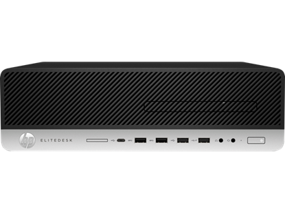 Imagem de COMPUTADOR HP ELITEDESK 800 G4 SFF I5-6C 8500 - 8GB SDRAM 2666MHZ - HD 500GB - WIN10 PRO 64