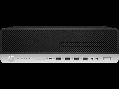 Imagem de COMPUTADOR HP ELITEDESK 800 G4 SFF I7-6C 8700 - 8GB DDR4 2666MHZ - HD 1TB - WIN10 PRO 64