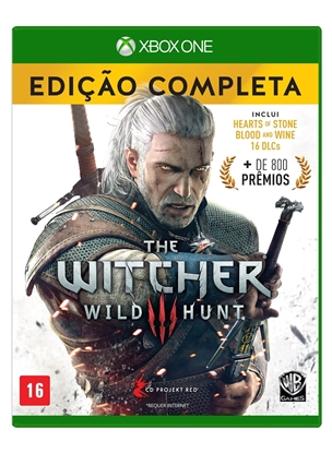 Imagem de THE WITCHER 3 COMPLETE EDITION XONE