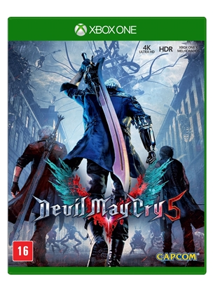 Imagem de DEVIL MAY CRY V XONE