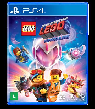 Imagem de UMA AVENTURA LEGO 2 - VIDEOGAME PS4