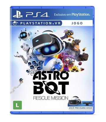 Imagem de ASTRO BOT RESCUE MISSION - PS4