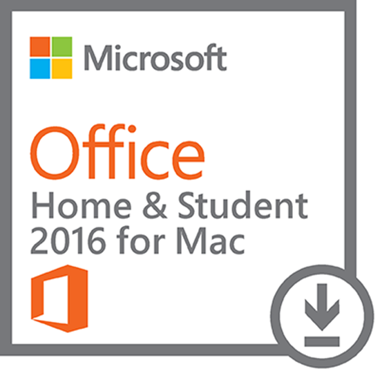 Picture of OFFICE MAC HOME AND STUDENT 2016 BRAZILIAN