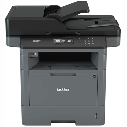Imagem de BROTHER MULTIFUNCIONAL LASER MONO MFC-L5802DW 42/40PPM / CM 50.000
