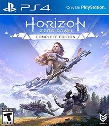 Imagem de HORIZON ZERO DAWN COMPLETE EDITION PS4