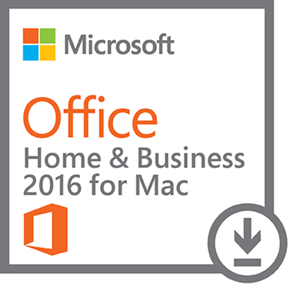 Imagem de OFFICE MAC HOME AND BUSINESS 1PK 2016 BRAZILIAN