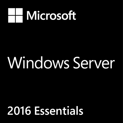 Imagem de WINDOWS SERVER ESSENTIALS 2016 64BIT BRZLN 1PK DSP OEI DVD 1-2CPU