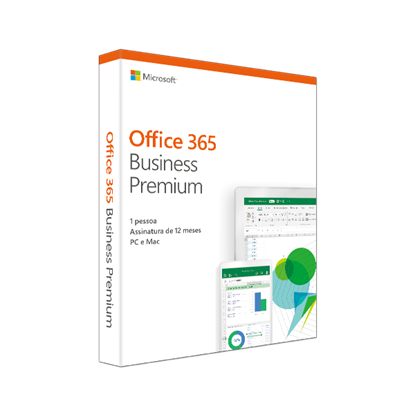 Imagem de OFFICE 365 BUSINESS PREMIUM