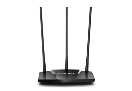 Picture of ROTEADOR WIRELESS N 300MBPS - 3 ANTENAS - ALTA POTENCIA - MW330HP