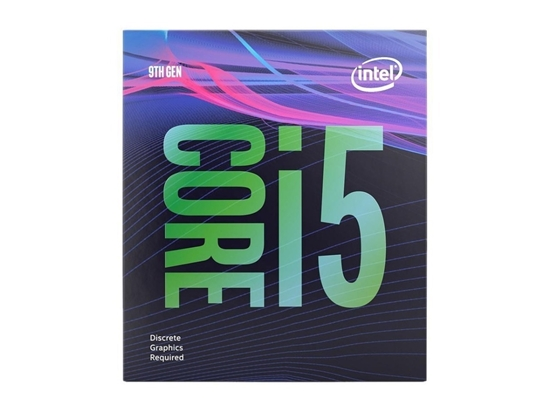 Picture of BX80684I59400F I   PROCESSADOR INTEL CORE I5 9400F 2,90 GHZ 9 MB CACHE LGA 1151 COFFEE LAKE 9º  GERAÇÃO SEM PLACA GRAFICA