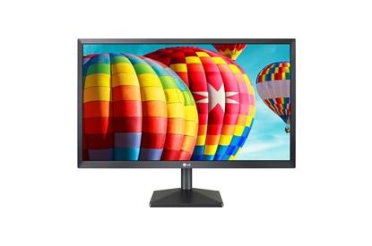 """Imagem de MONITOR LG 23,8"""" LED IPS FULL HD ISP HDMI/VGA/DVI HP Out AJUSTE DE INCLINAÇÃO"""