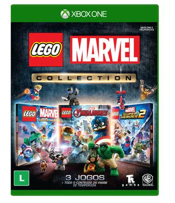 Imagem de LEGO MARVEL COLLECTION BR XONE