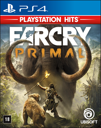 Imagem de FAR CRY PRIMAL PS4