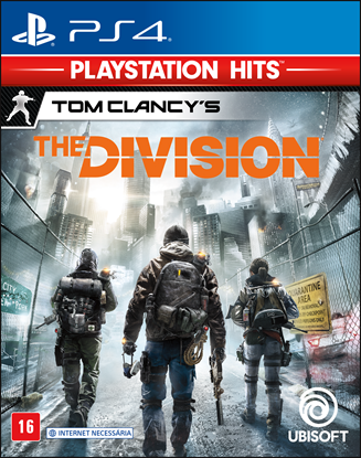 Imagem de TOM CLANCY´S THE DIVISION PS4