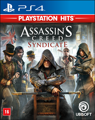 Imagem de ASSASSIN´S CREED SYNDICATE PS4