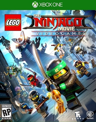 Imagem de LEGO NINJAGO MOVIE GAME XONE