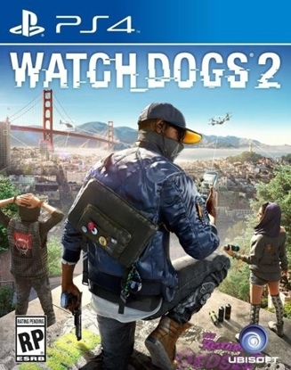 Imagem de WATCH DOGS 2 - PS4